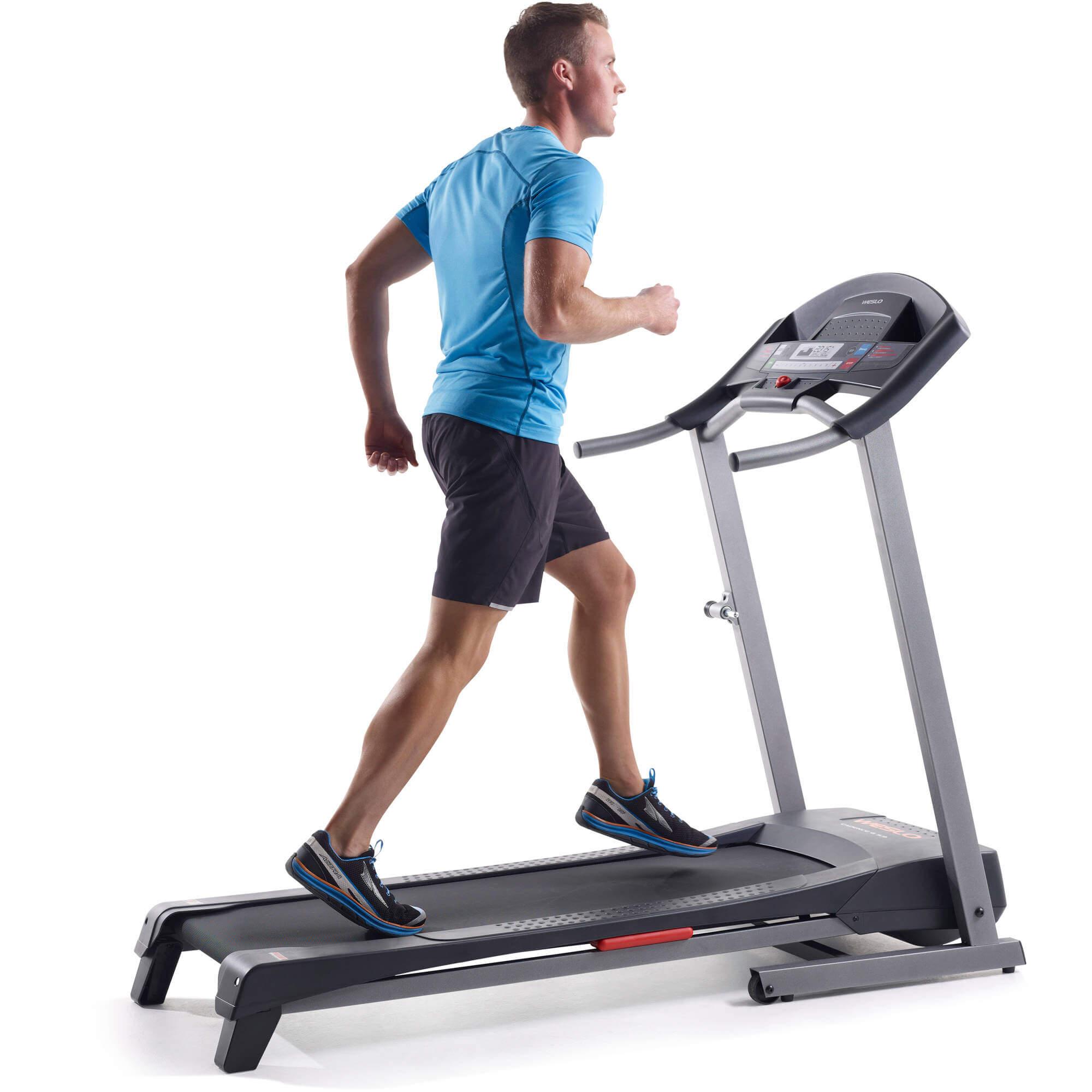 Weslo Cadence G 5 9i Folding Treadmill, iFit Coach