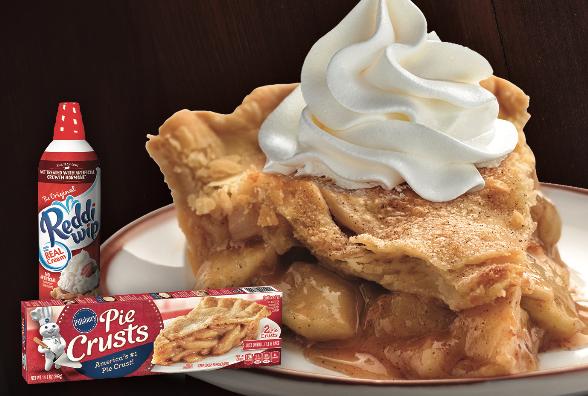 Pillsbury Reddi Wip Apple Pie Recipe