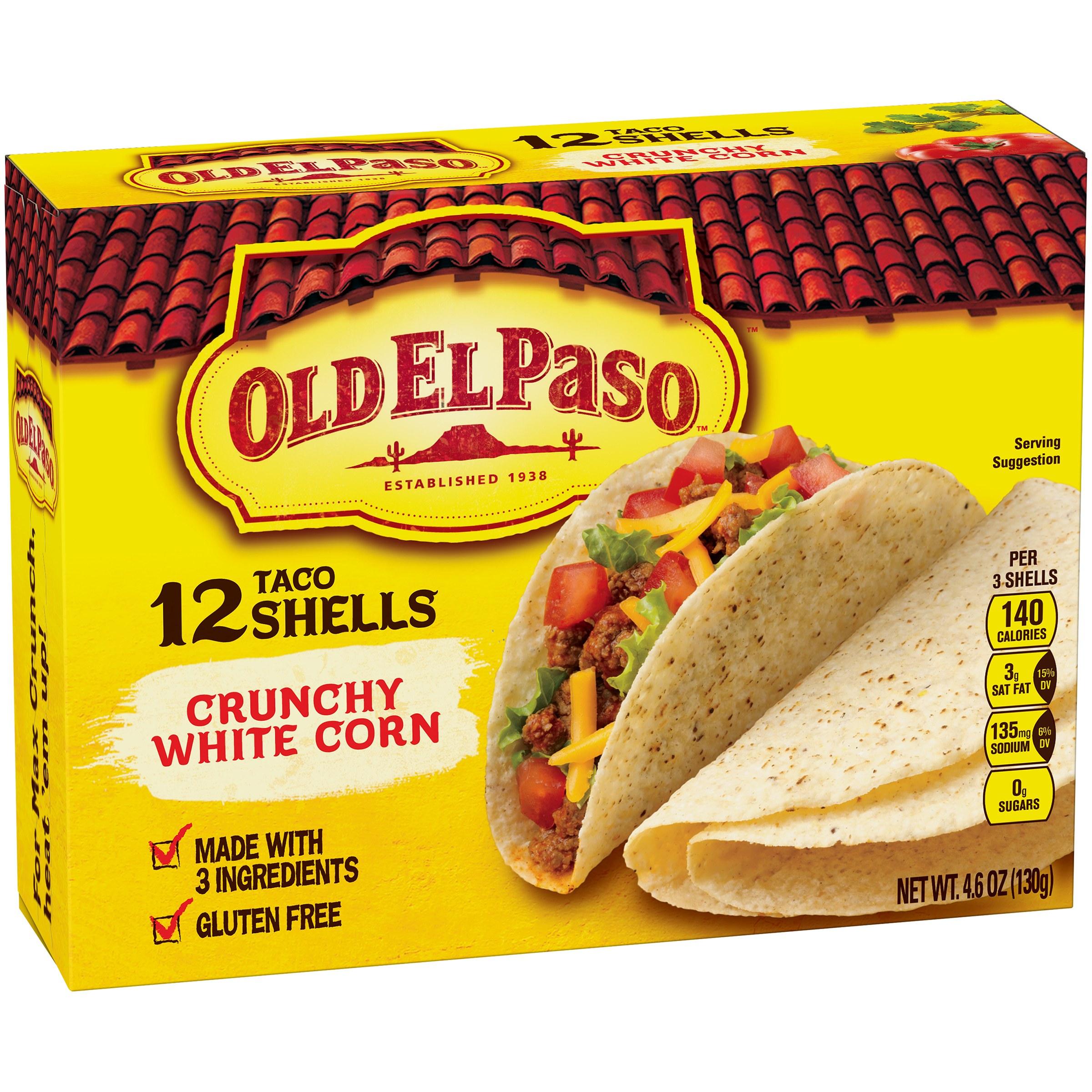 Old El Paso Taco Original Seasoning Mix 1 Oz Packet Walmart