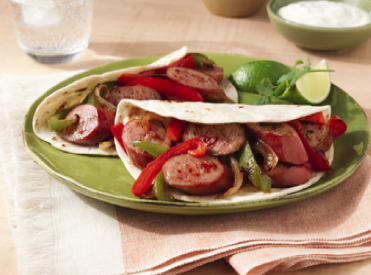 Cool and Spicy Smoked Sausage Fajitas.pdf