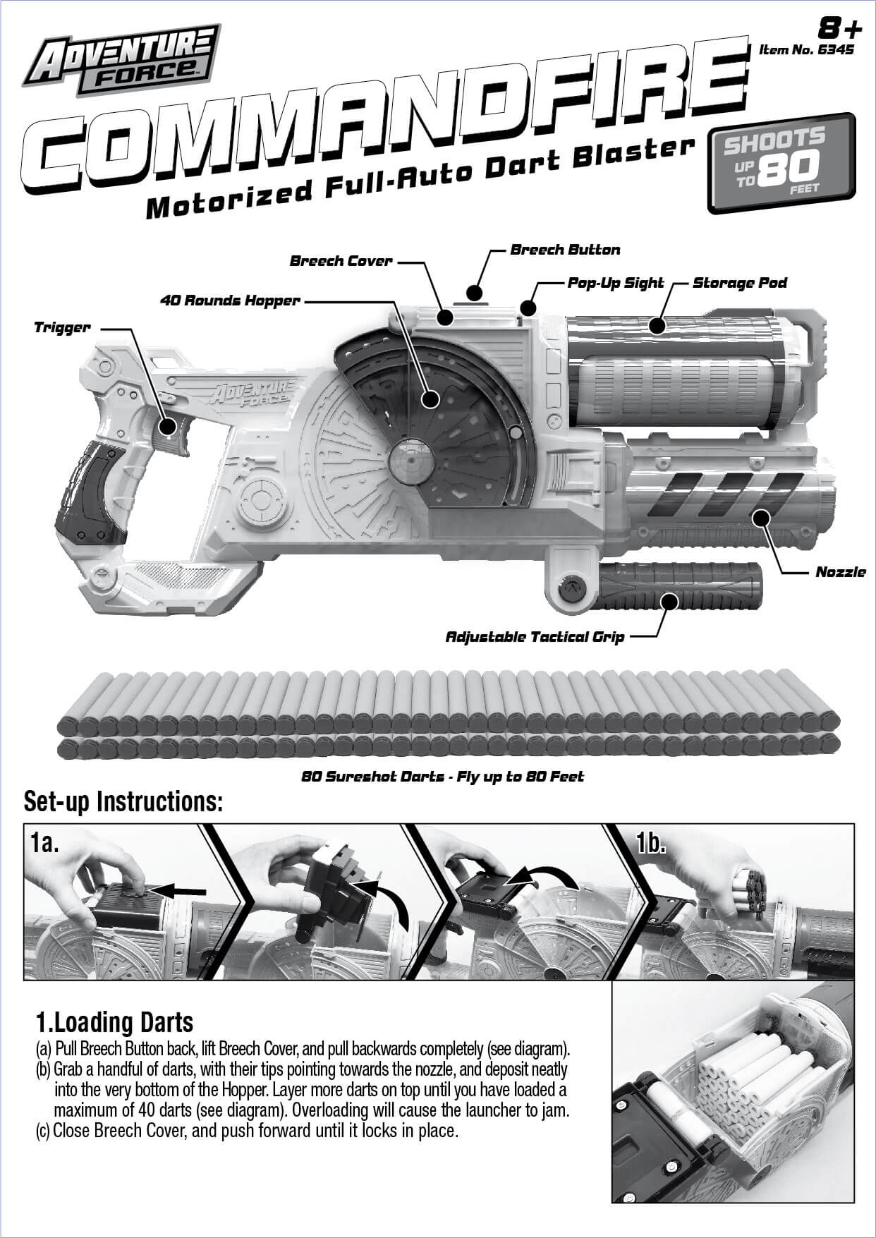 Tranquoo Sleeping Dart Gun Diagram Wwwmiifotoscom