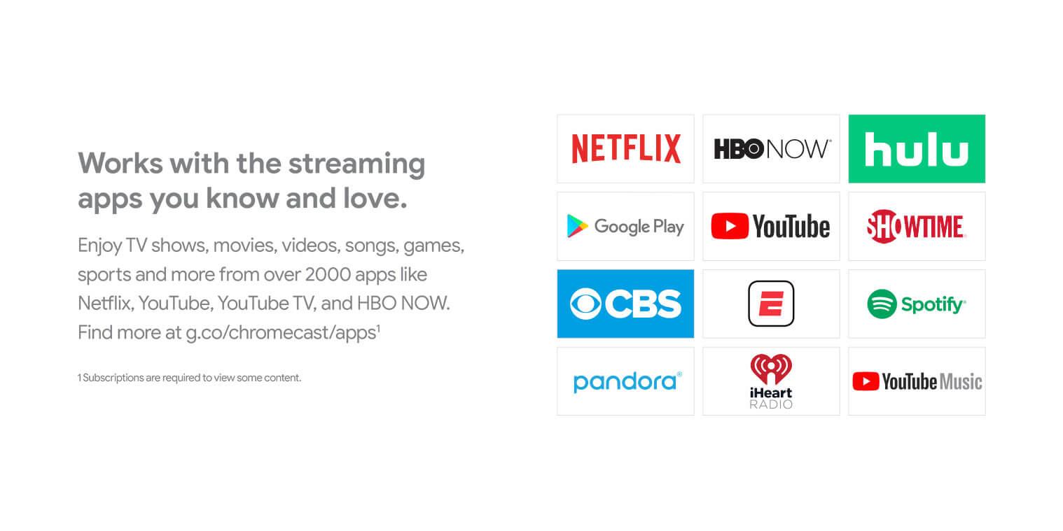 Google Chromecast 3rd Gen - NEW - Walmart com