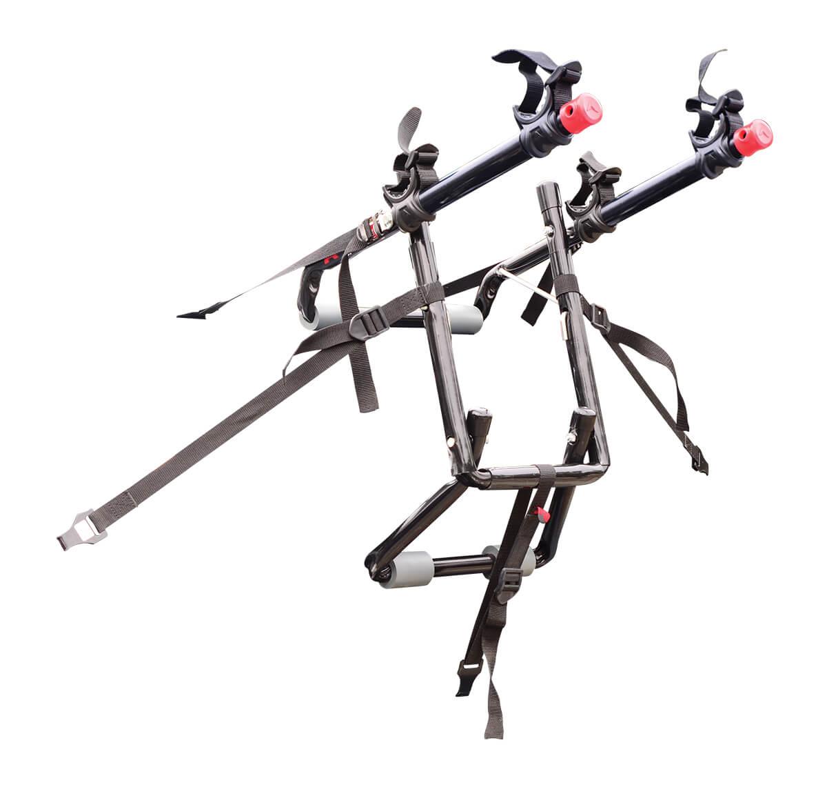 Allen Sports Deluxe 2-Bicycle Trunk Mounted Bike Rack