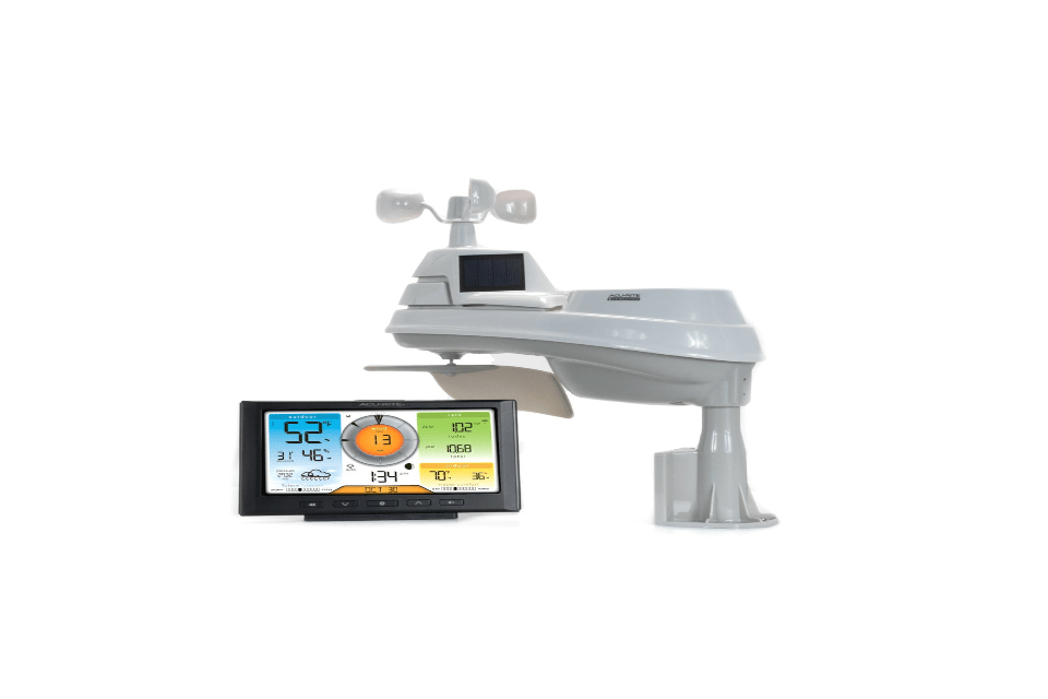 AcuRite 01209M Weather Station with AcuRite Access for Remote Monitoring  (Compatible with Weather Underground)