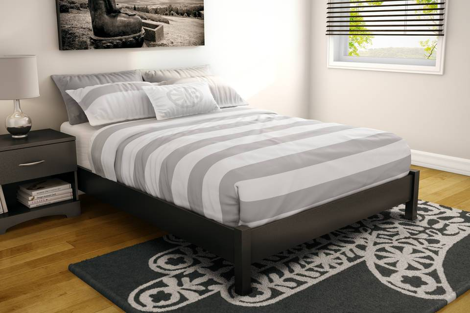 Handy Living F King King Size Bed Frame And Box Spring