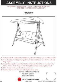 Mainstays Forest Hills 3 Seat Cushion Canopy Porch Swing Walmart Com