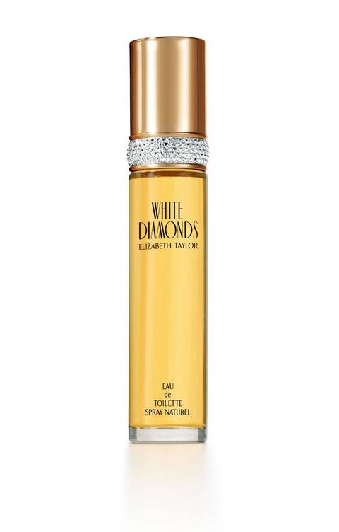Elizabeth Taylor Elizabeth Taylor White Diamonds Eau De Toilette Perfume For Women 3 3 Oz Walmart Com Walmart Com
