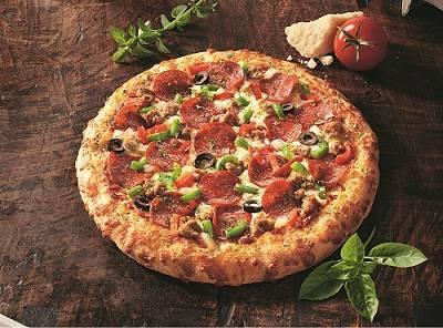 Fresh-baked taste. Premium ingredients. & DiGiorno Original Rising Crust Four Cheese Pizza 28.2 oz ...