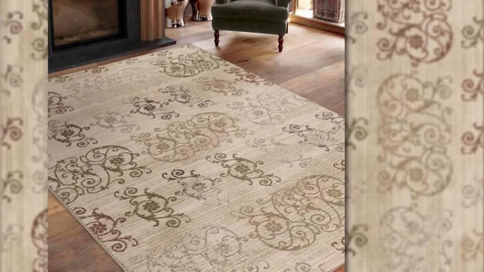 garden nylon com area iron printed fleur walmart burst homes rug and ip gardens floral better