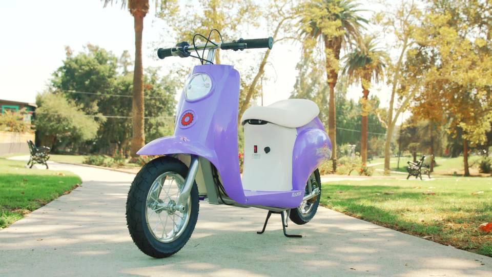 Walmart Toys Scooters For Boys : Razor pocket mod volt electric scooter walmart