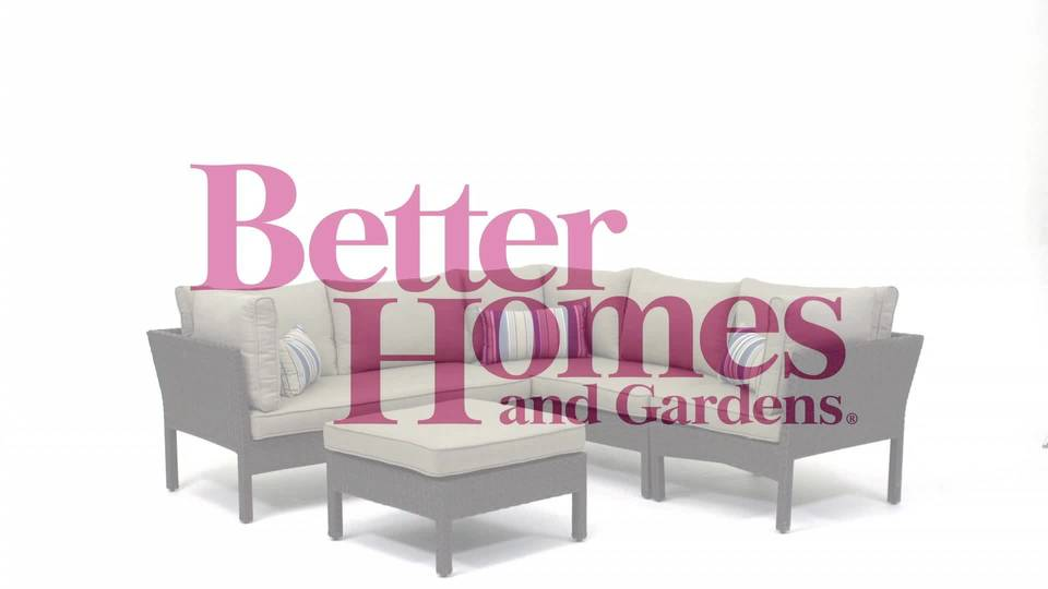 Better Homes and Gardens Avila Beach 4 Piece Sectional - Walmart.com