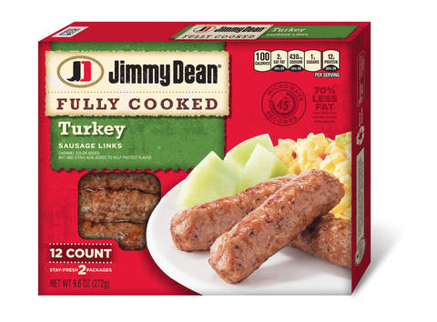 Jimmy Dean® Fully Cooked Original Pork