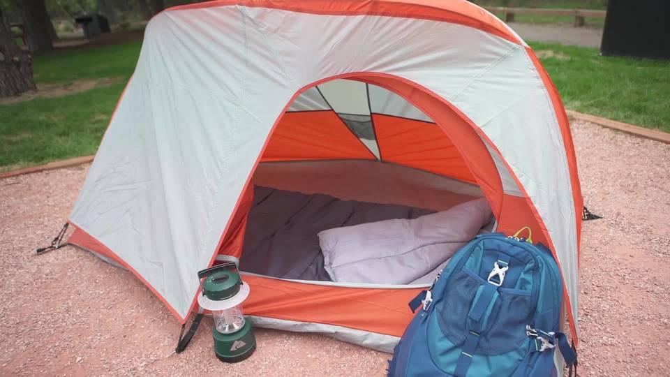 & Ozark Trail 1-Person Hiker Tent - Walmart.com