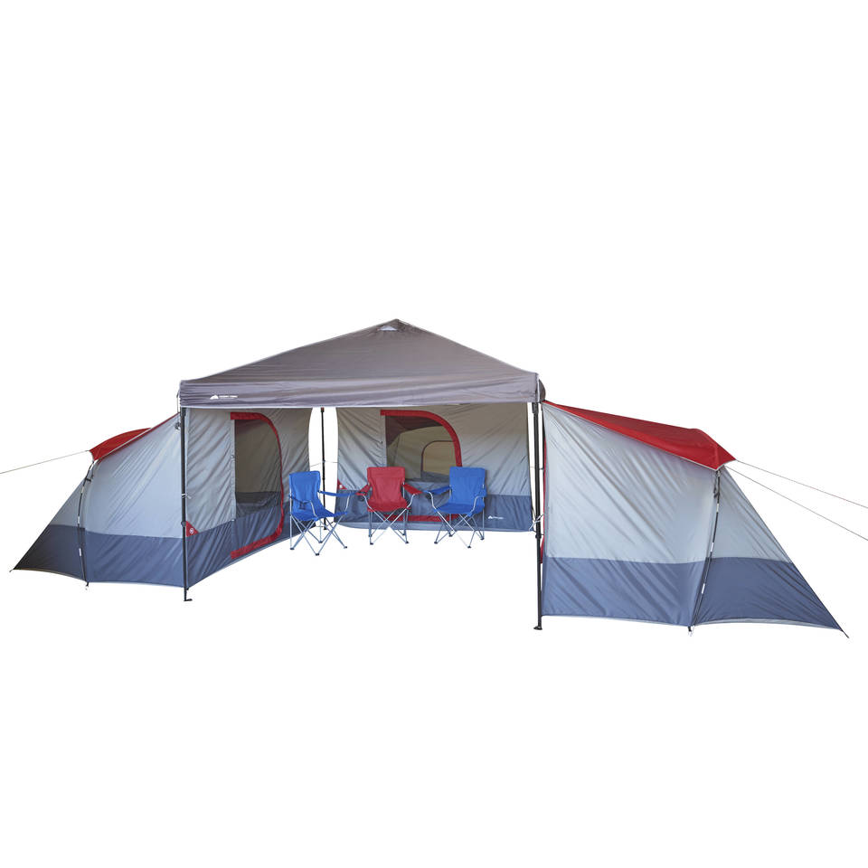 Although You Must Purchase Each ConnecTent Separately May Use Up To Three Tents With Your 10 X Straight Leg Canopy